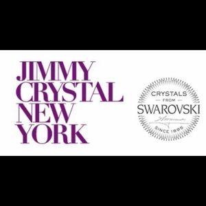 """JIMMY CRYSTAL NEW YORK Bracelet EUC!   7 1/2"""""""